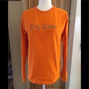 🦋 VTG Harley Davidson T-shirt Sz M